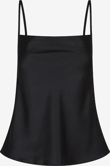 LingaDore Top Spaghetti in schwarz, Produktansicht