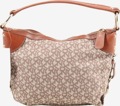 DKNY Bag in One size in Brown / Pink / Wool white, Item view