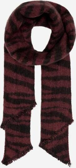 ONLY Schal in rot / schwarz, Produktansicht