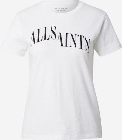 Maglietta AllSaints di colore nero / bianco, Visualizzazione prodotti