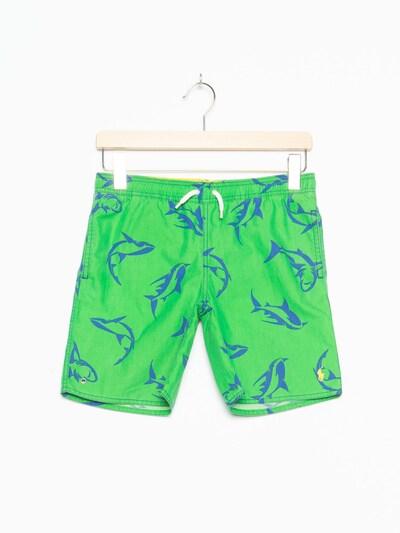 Ralph Lauren Boardshorts in S-M in grasgrün, Produktansicht