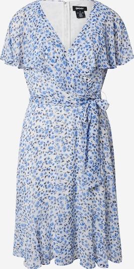 DKNY Šaty - tmavomodrá / kráľovská modrá / biela, Produkt