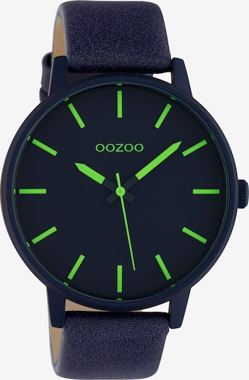 OOZOO Uhr  'C10382' in nachtblau, Produktansicht