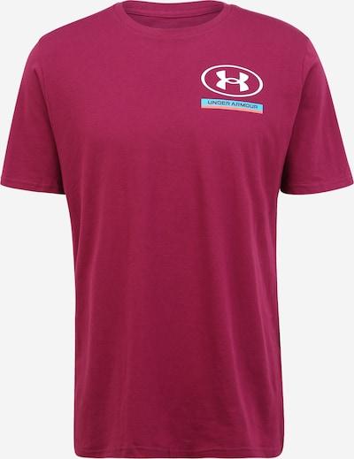 UNDER ARMOUR Funktionsshirt 'Running Cheetah' in lila / mischfarben, Produktansicht