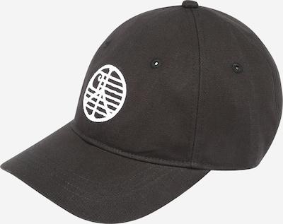 Carhartt WIP Gorra 'Insignia' en negro / blanco, Vista del producto