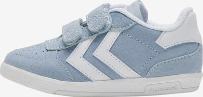 Hummel Sneaker 'Victory' in hellblau / weiß, Produktansicht