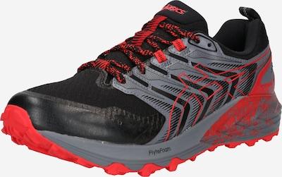 ASICS Loopschoen in de kleur Bloedrood / Zwart, Productweergave