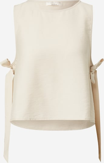 Guido Maria Kretschmer Collection Top 'Jana' in beige, Produktansicht