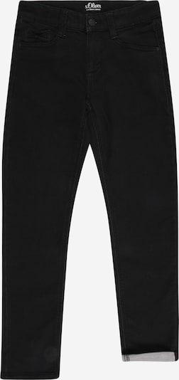 s.Oliver Jeans 'SEATTLE' in schwarz, Produktansicht