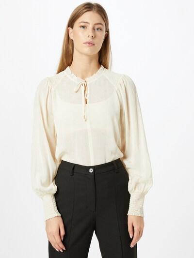 MOS MOSH Bluse 'Eisa' in creme, Modelansicht