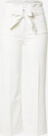 Goldgarn Jean 'Luisa' en blanc, Vue avec produit