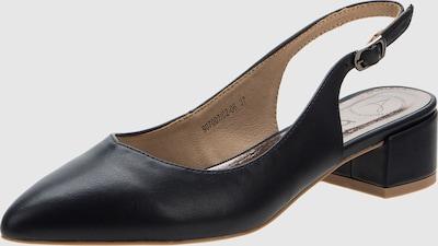 BETSY Sandaletten in schwarz, Produktansicht