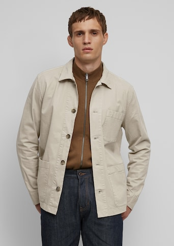 Marc O'Polo Overshirt in Beige