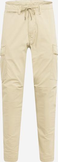 POLO RALPH LAUREN Klapptaskutega püksid kreem, Tootevaade