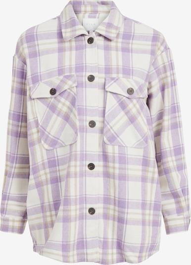 VILA Between-Season Jacket 'Shila' in Beige / Lilac / White, Item view