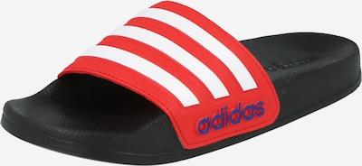 ADIDAS PERFORMANCE Buty na plażę/do kąpieli w kolorze czerwony / czarny / białym, Podgląd produktu