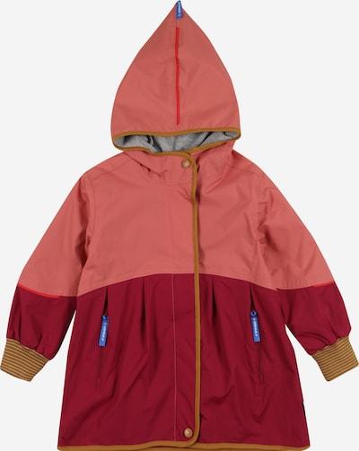 FINKID Abrigo 'AINA MOVE' en marrón / rosé / merlot, Vista del producto
