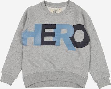 BASEFIELD Sweatshirt in Grau