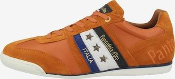 Baskets basses PANTOFOLA D'ORO en orange