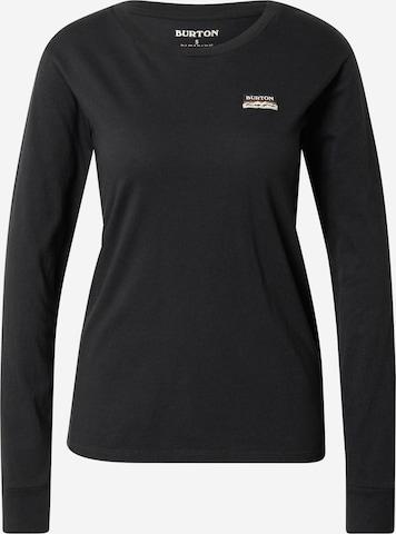 BURTON T-shirt i svart