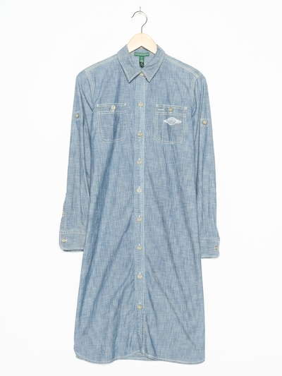 RALPH LAUREN Kleid in L in blaumeliert, Produktansicht