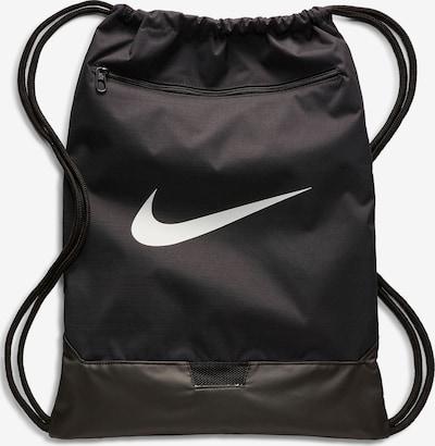 NIKE Sportski ruksak u crna / bijela, Pregled proizvoda