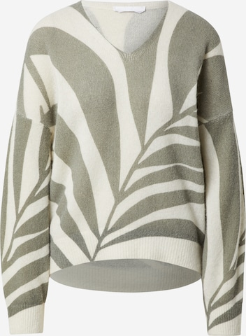BOSS Casual Pullover in Grün