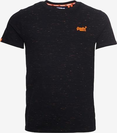 Superdry Shirt 'Vintage' in de kleur Sinaasappel / Zwart, Productweergave