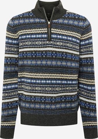 FYNCH-HATTON Pullover in Grau