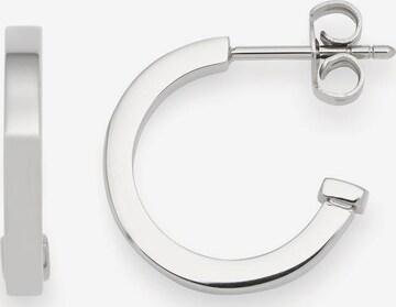 LEONARDO Ohrringe in Silber