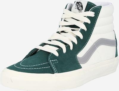 Sneaker alta 'SK8-Hi' VANS di colore pietra / smeraldo / bianco, Visualizzazione prodotti