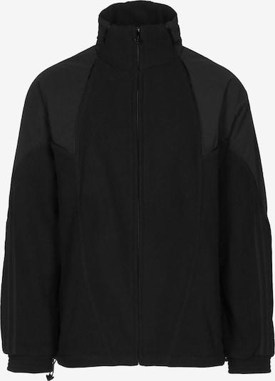ADIDAS ORIGINALS Trainingsjacke ' Big Trefoil ' in schwarz, Produktansicht
