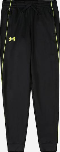 UNDER ARMOUR Sportske hlače 'Pennant' u žuta / crna, Pregled proizvoda