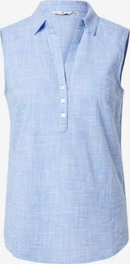 TOM TAILOR Blouse in de kleur Smoky blue, Productweergave