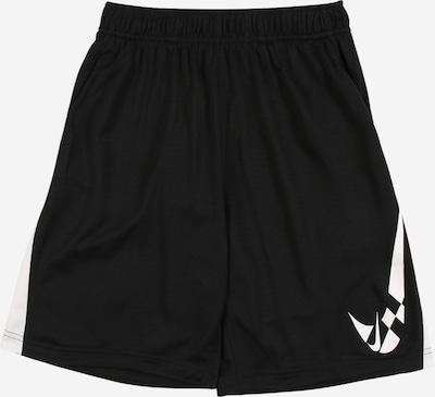 Sportinės kelnės iš NIKE , spalva - juoda / balta, Prekių apžvalga