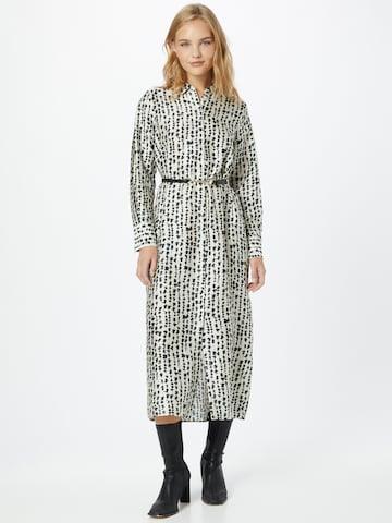 s.Oliver BLACK LABEL Košeľové šaty - Béžová