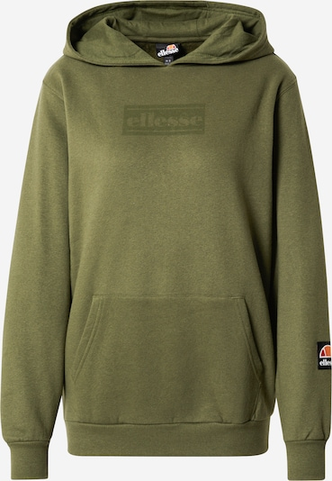 ELLESSE Sweatshirt 'Carli' in khaki, Produktansicht