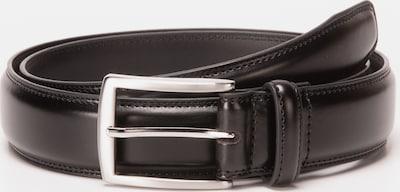 BA98 BA-98 'COLOGNE' Ledergürtel in schwarz, Produktansicht