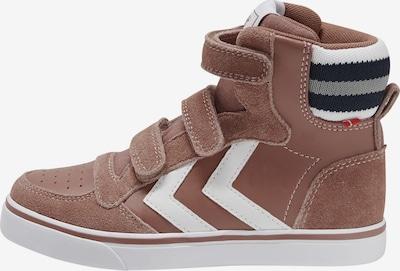 Hummel Sneakers in de kleur Poederroze / Wit, Productweergave