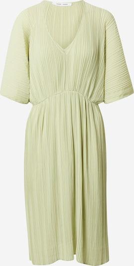 Samsoe Samsoe Robe 'Andine' en vert pastel, Vue avec produit