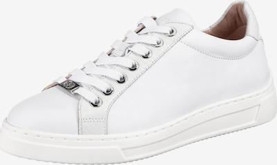 UNISA Sneaker 'Franci' in hellgrau / weiß, Produktansicht