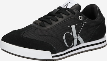 Baskets basses Calvin Klein en noir