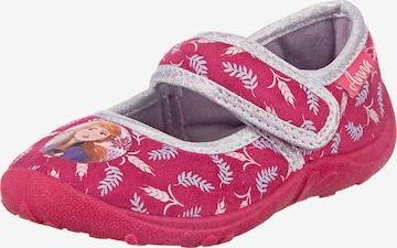Disney Die Eiskönigin Hausschuh in Pink
