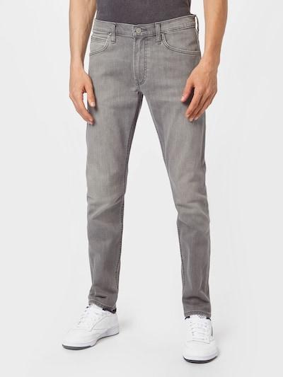 Lee Jeans 'Luke' in grey denim: Frontalansicht