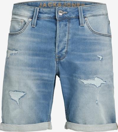 JACK & JONES Jeans 'JJIRICK' in de kleur Blauw denim: Vooraanzicht
