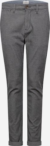 Pantalon chino TOM TAILOR en gris