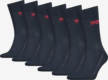 LEVI'S Socks in Black