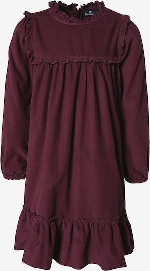 BASEFIELD Kinder Kleid in bordeaux, Produktansicht