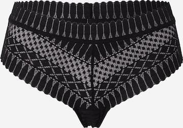 ETAM Panty '102 ANS' in Black