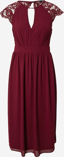 TFNC Evening dress 'NEITH' in ruby red, Item view